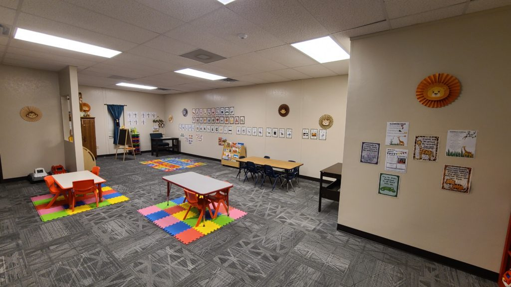 Toddler Classroom at Little Creations Learning Center