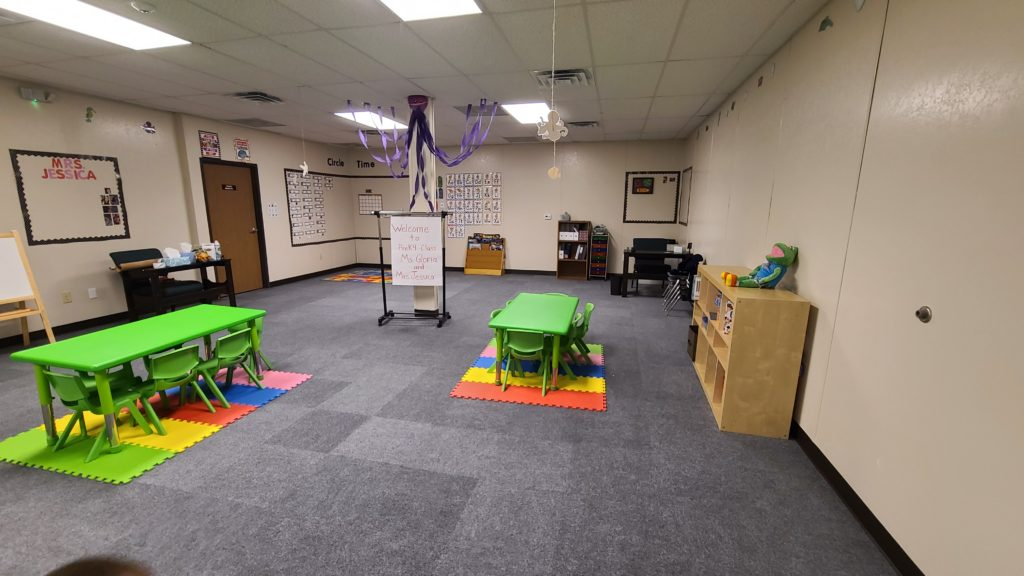 Pre-K Room at Little Creations Learning Center